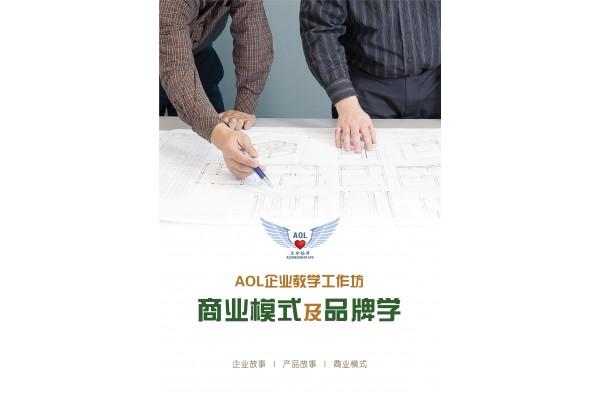 AOL企业培训工作坊之商业模式及品牌学