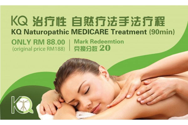 KQ THERAPEUTIC TREATMENT (90min)