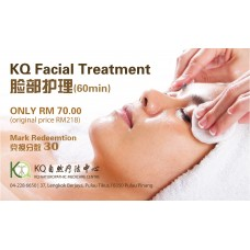 KQ FACIAL TREATMENT (NATUROPATHIC) 60 min