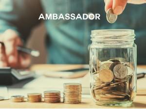 BECOME AMBASSADOR NOW !!