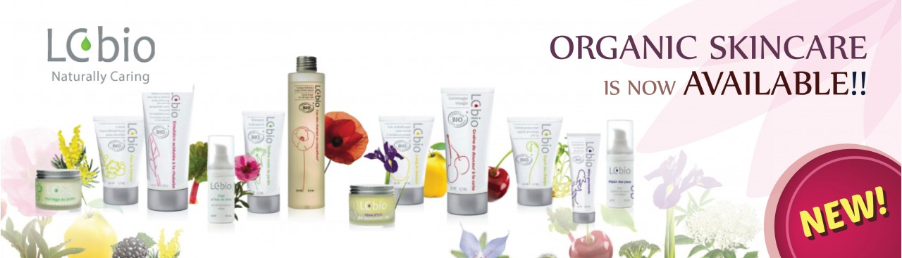 Organic Facial Product - new