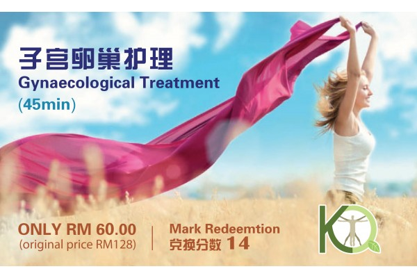 GYNAECOLOGICAL TREATMENT (45 min)