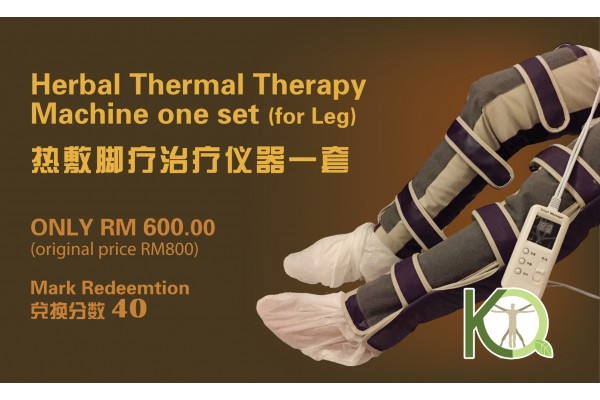 Herbal Thermal Therapy Machine (1 sets)