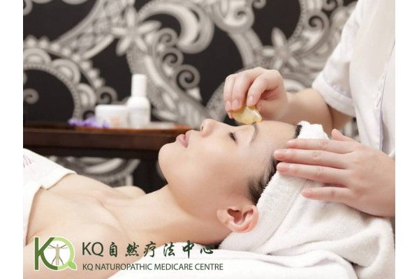 Naturopathic Facial Treatment